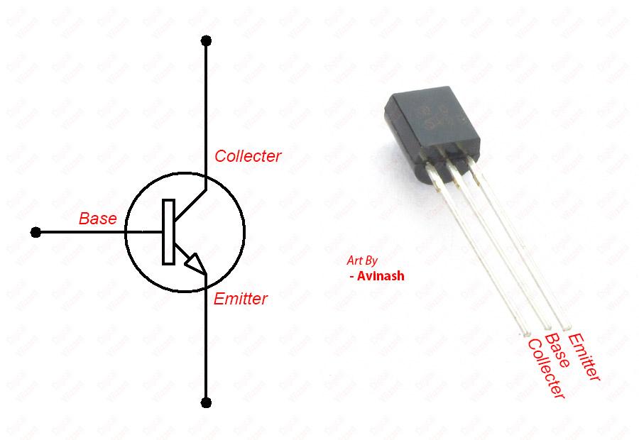 Hvordan virker en transistor